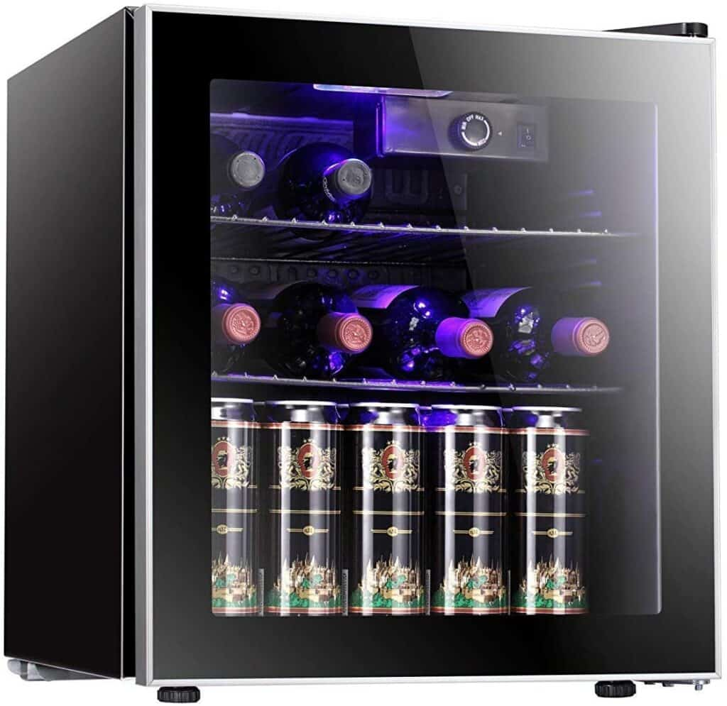 Antarctic Star 1.6 Cu. Ft. Wine Cooler