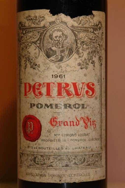 1961 Pétrus