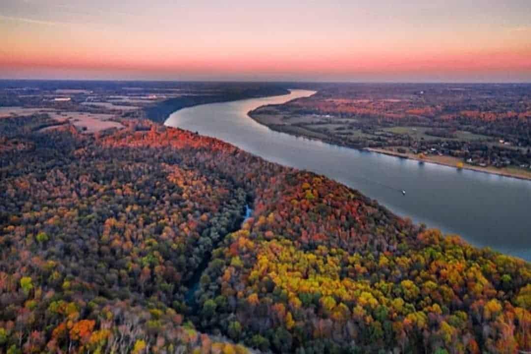 Best Ohio River Wineries