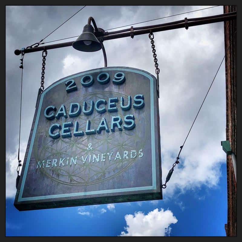 Caduceus Cellars 1