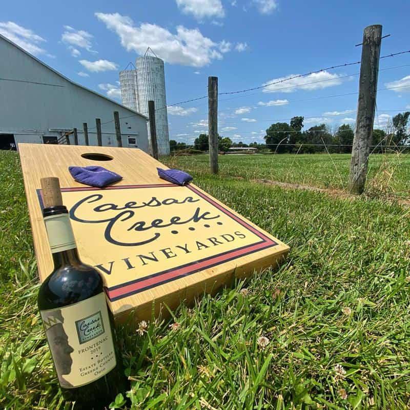 Caesar Creek Vineyards 1