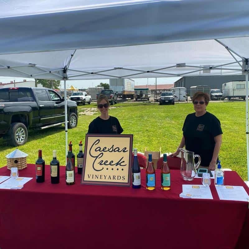 Caesar Creek Vineyards 2