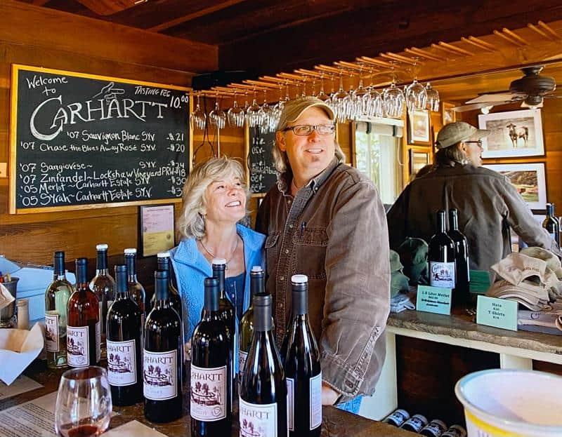 Carhartt Vineyard 1