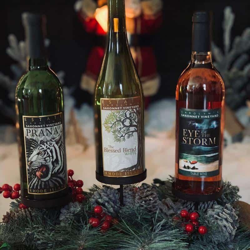 Carolyn's Sakonnet Wines 1
