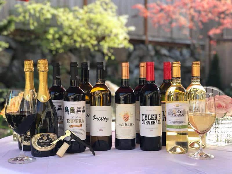 Cellars Wine Club's Wine 1