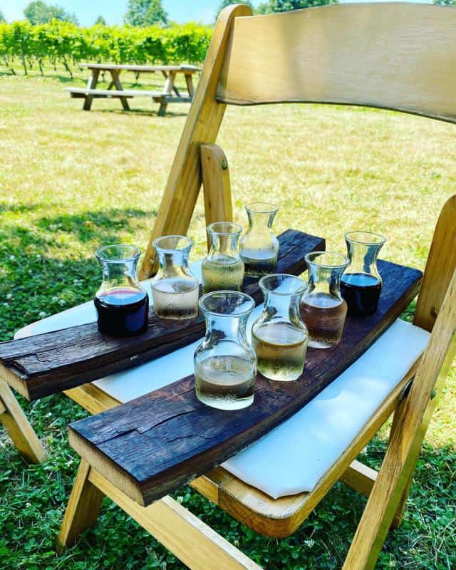 Do Greenvale Vineyards Offer Wine Tasting On Week Days 3