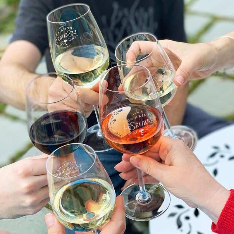 Domaine LeSeurre Winery 3