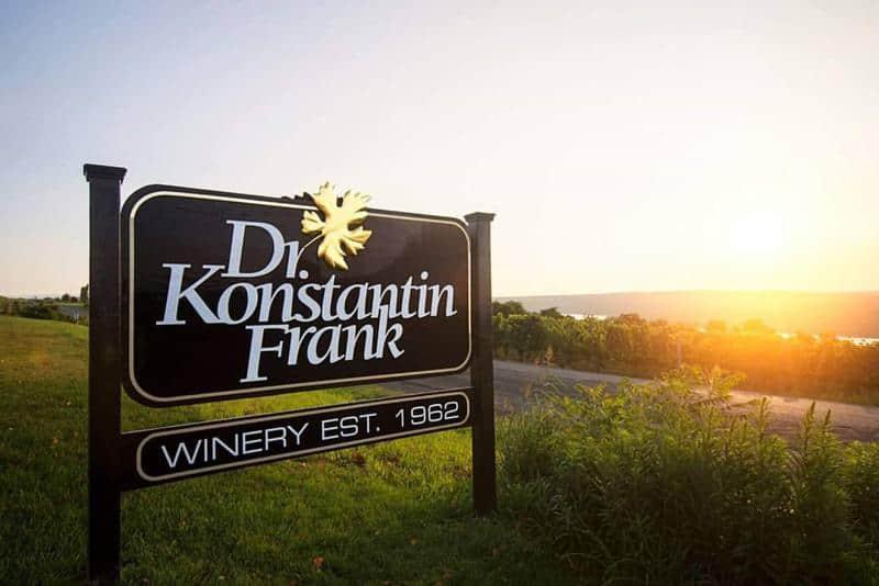 Dr. Konstantin Frank Winery 1