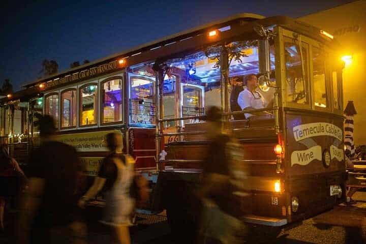 Fredericksburg Haunted Trolley Tour