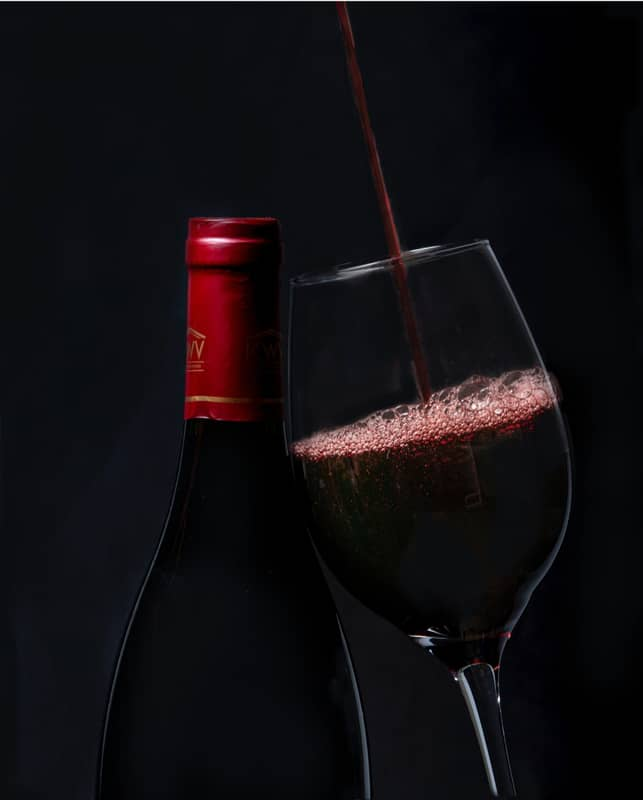 Full-Bodied Reds