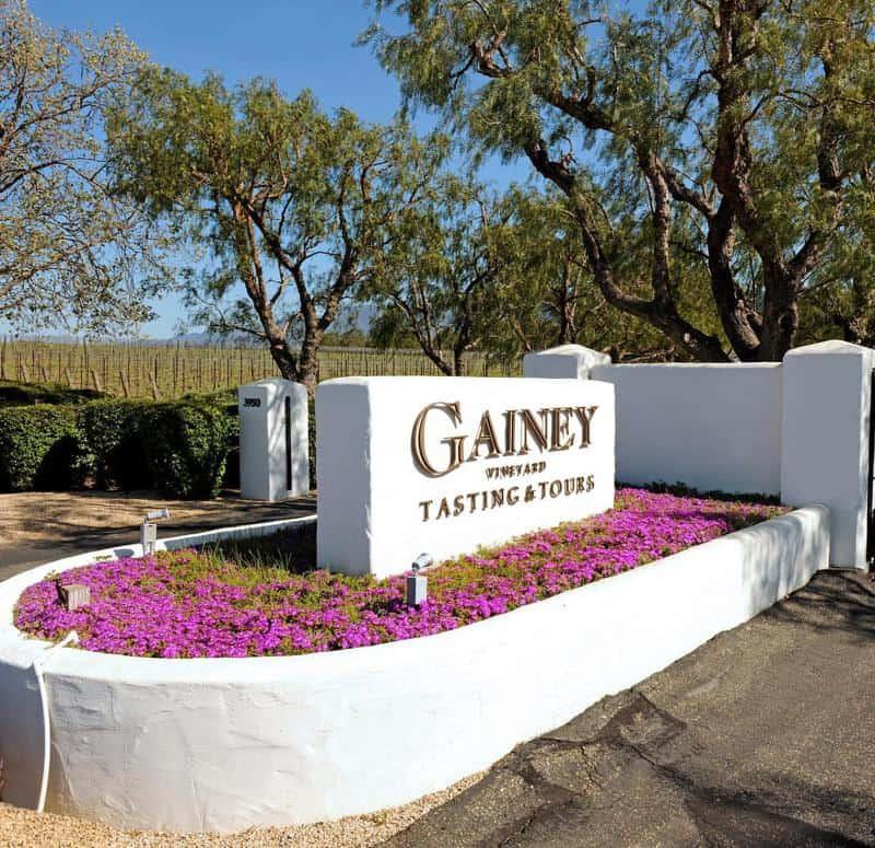 Gainey Vineyard 1