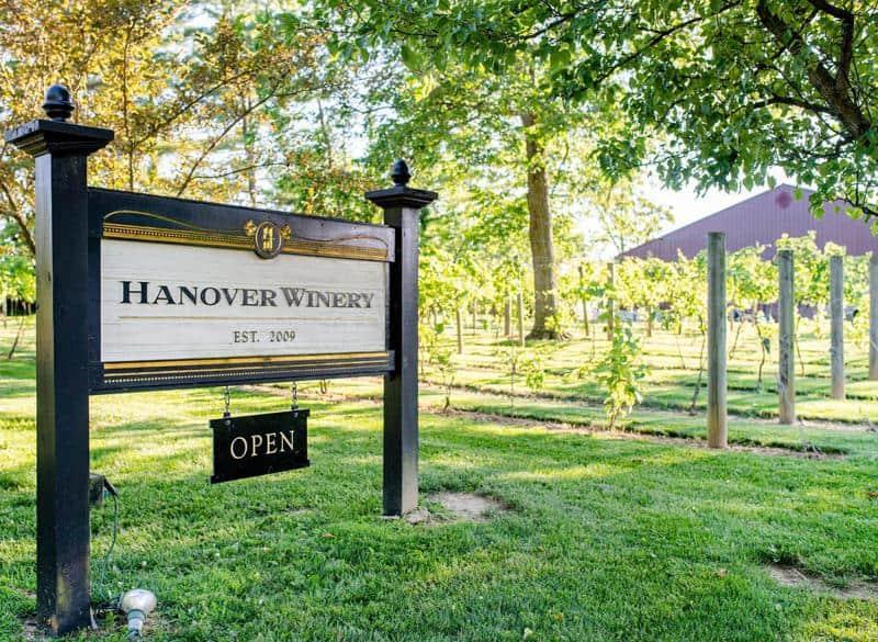 Hanover Winery 1