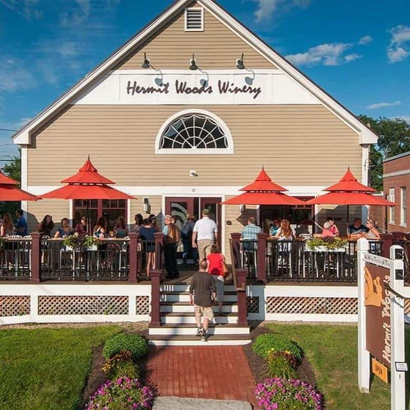 Hermit Woods Winery 1