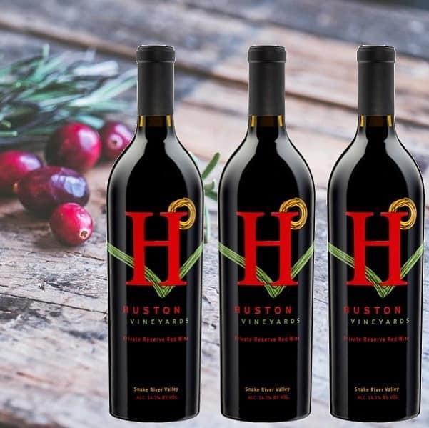 Huston Vineyards 3