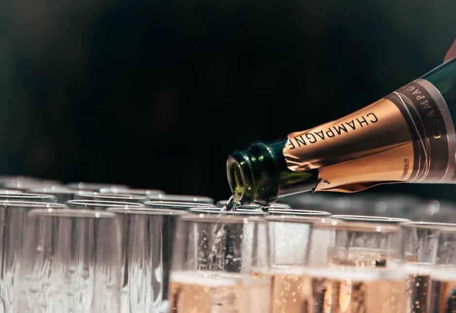 Is Sparkling Wine the Same as Champagne