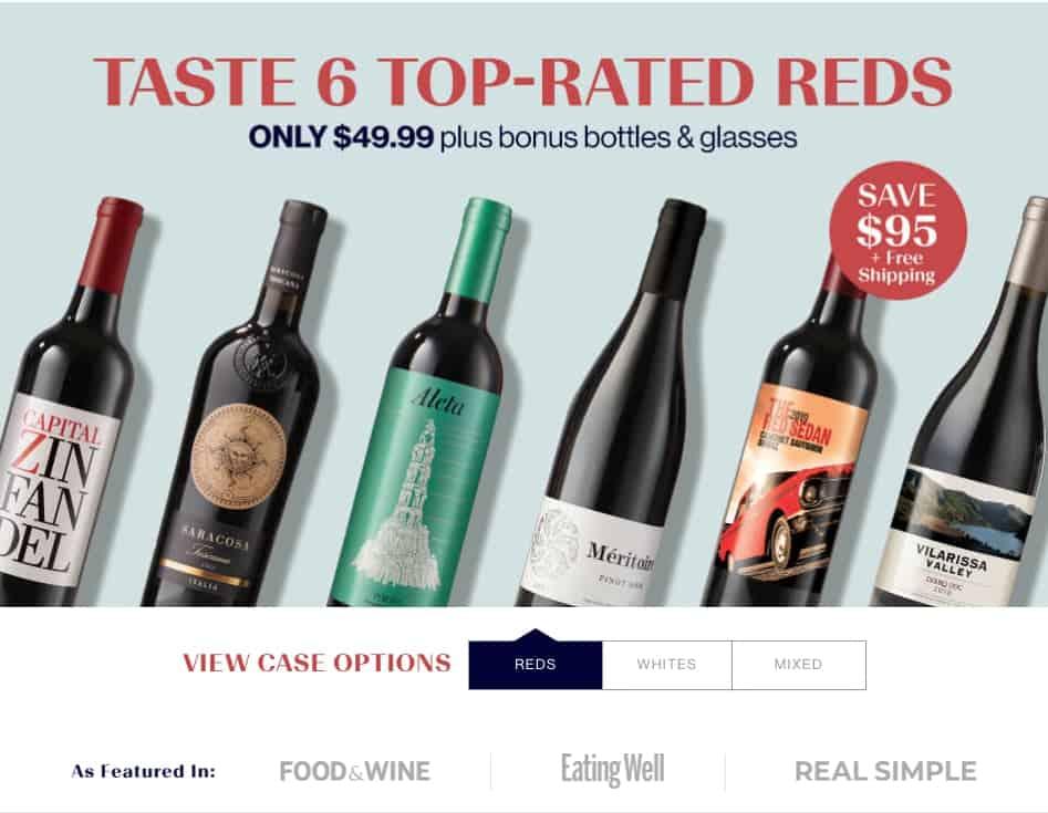 Laithwaites Wine Club Introductory Offer