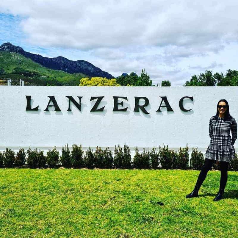 Lanzerac Wine Estate 1
