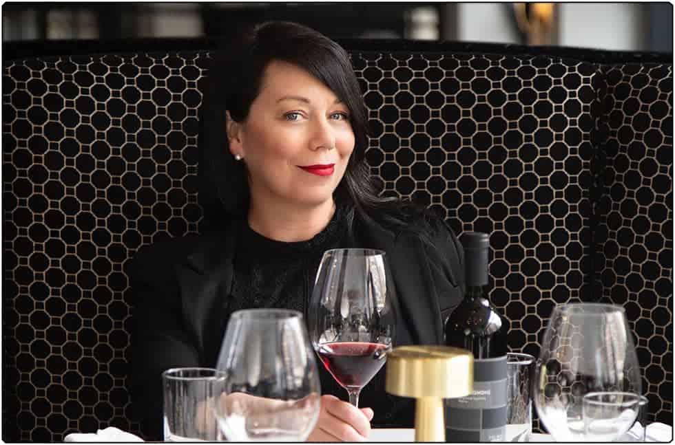 Liz Martinez Curate Wine