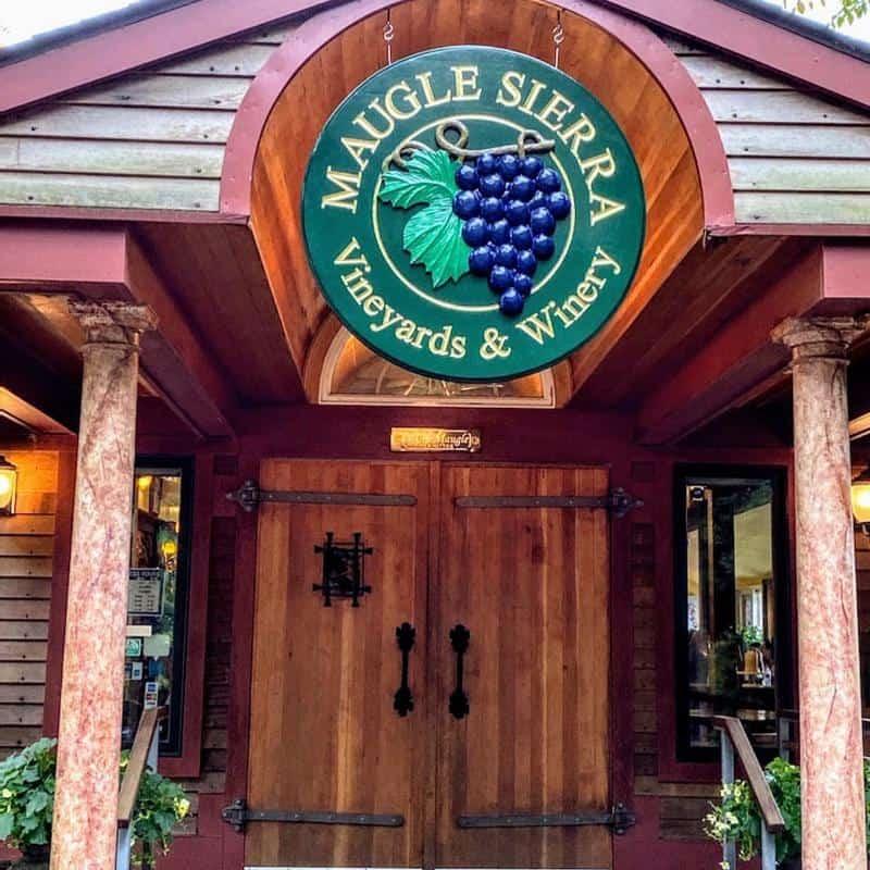 Maugle Sierra Vineyard 1