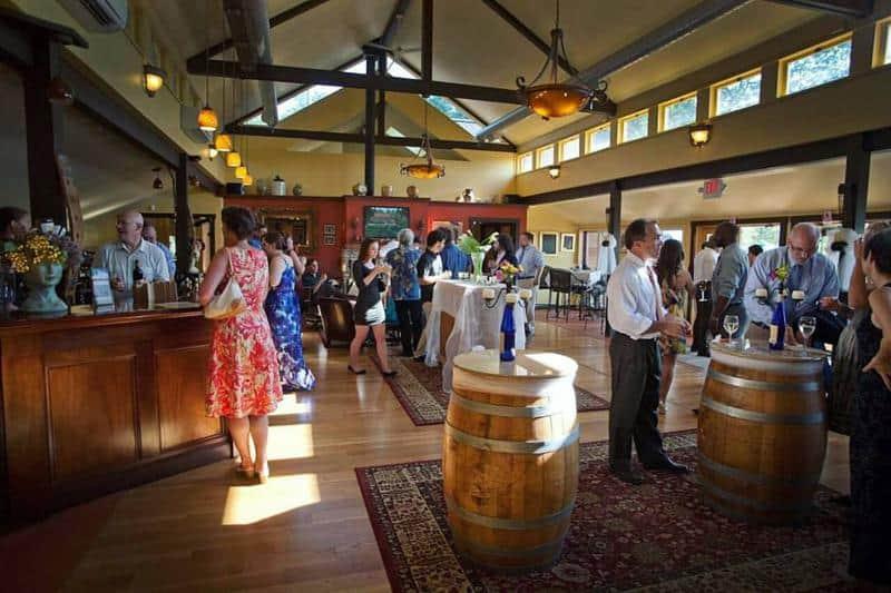 Maugle Sierra Vineyards Wine Tasting