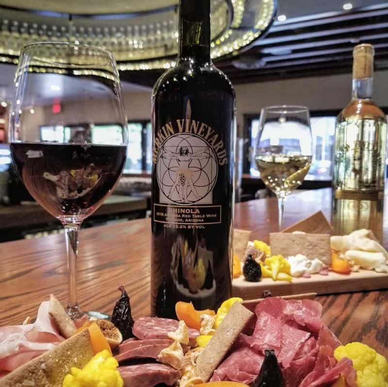 Merkin Vineyards Tasting Room & Osteria 3