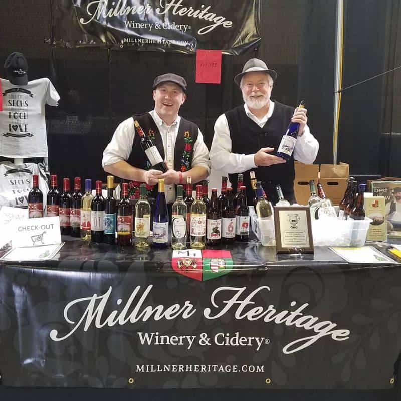 Millner Heritage Vineyard & Winery 3