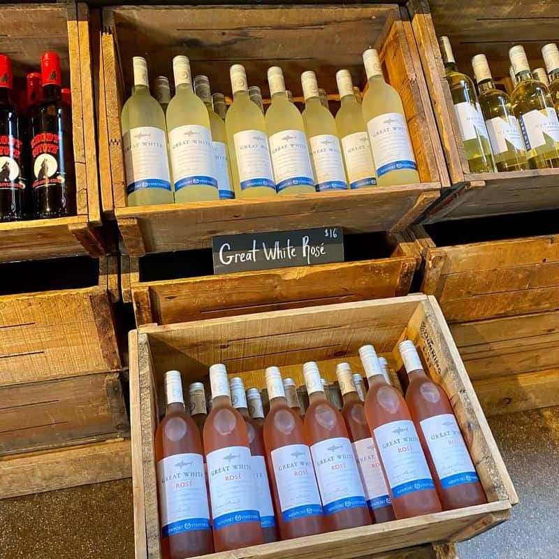 Newport Vineyards 2
