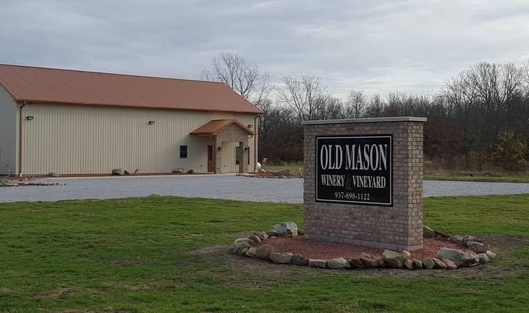 Old Mason Winery and Vineyard 1
