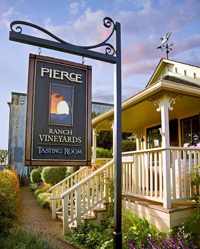 Pierce Ranch Vineyards 1