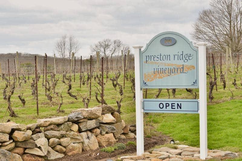Preston Ridge Vineyard