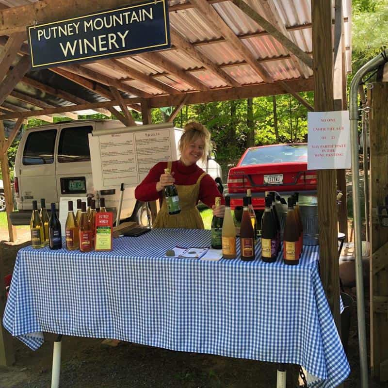 Putney Mountain Winery and Spirits 1