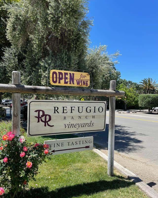 Refugio Ranch Vineyards 1