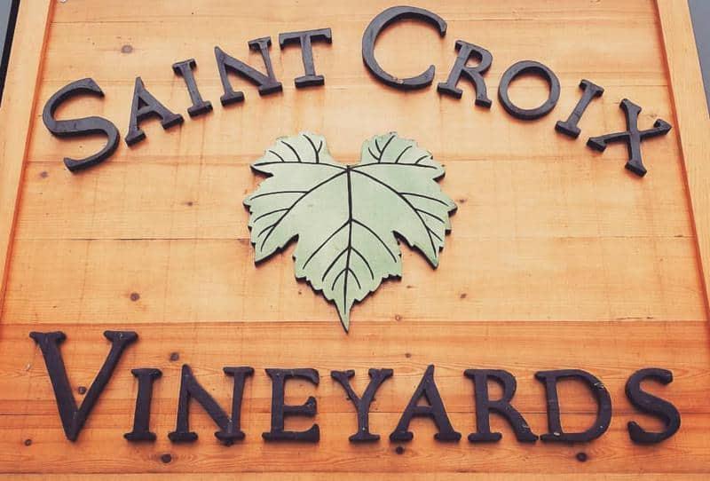 Saint Croix Vineyards 1