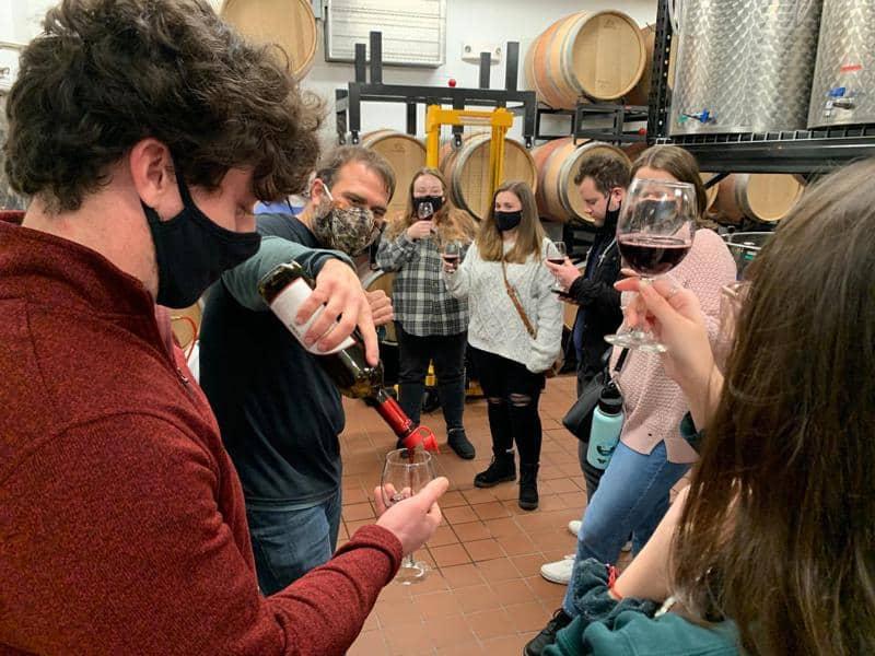 Seven Birches Winery 1