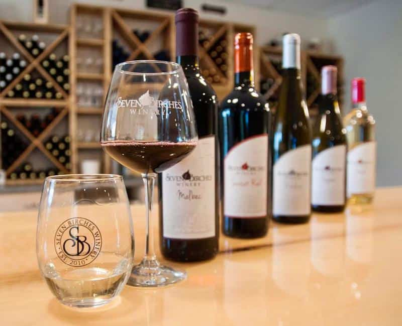 Seven Birches Winery 3