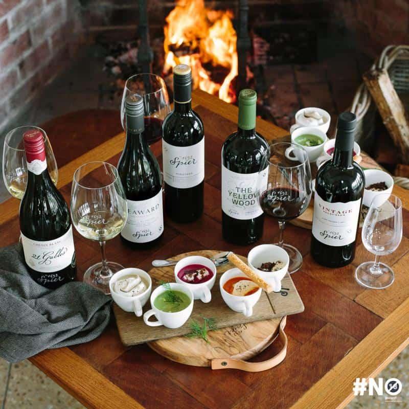 Spier Wine Farm 1