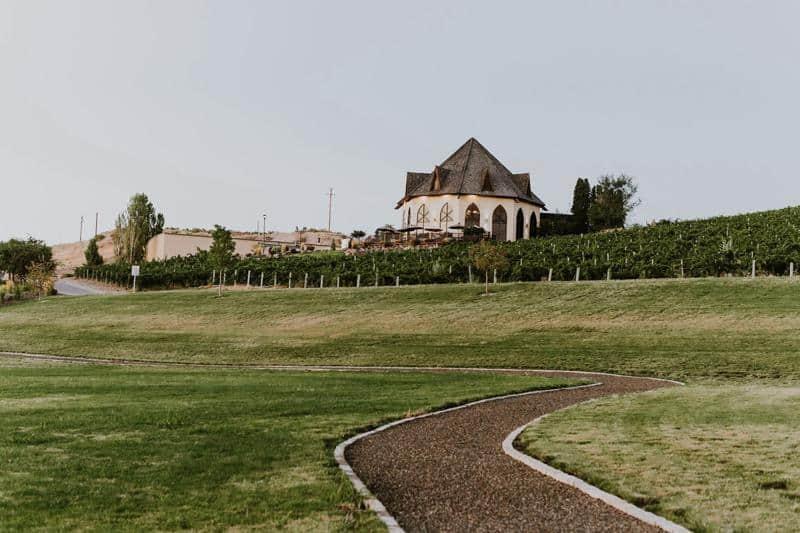 Ste. Chappelle Winery 1