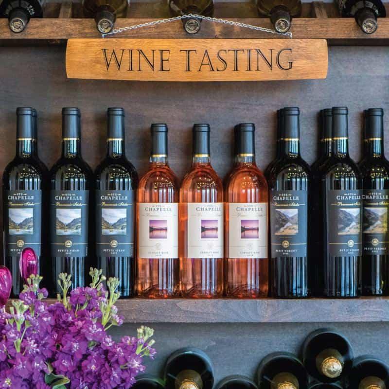 Ste. Chappelle Winery 3