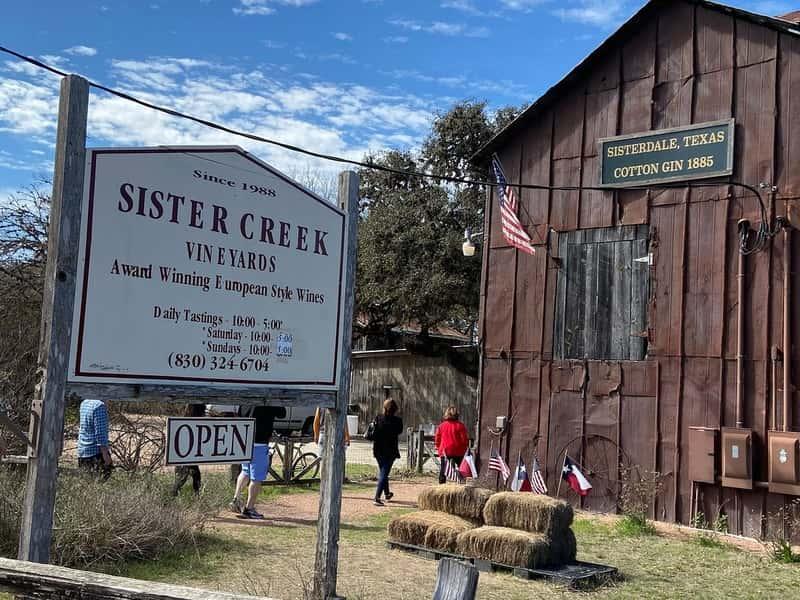 Taste of Fredericksburg Wine Tour from San Antonio 2