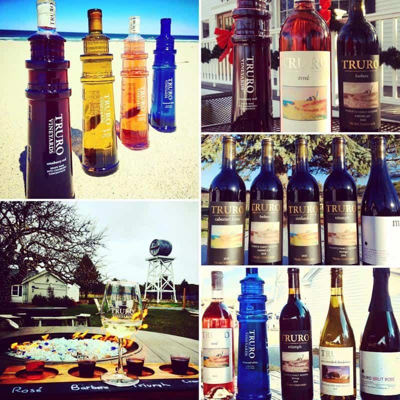 Truro Vineyards Wines 1
