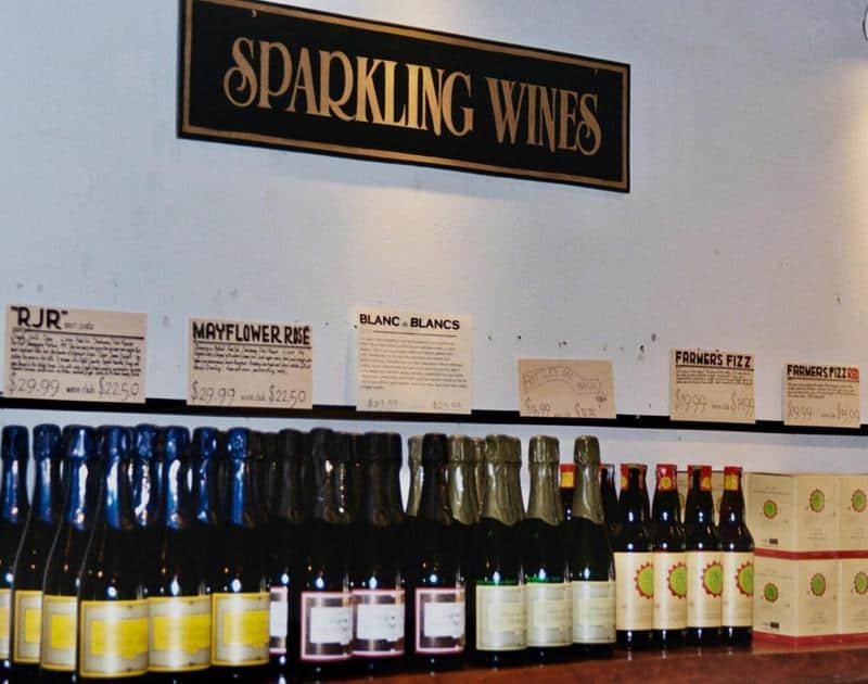 Types Of Wine And Beverages To Find At Westport Rivers 1