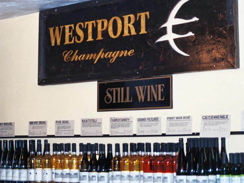 Types Of Wine And Beverages To Find At Westport Rivers 2