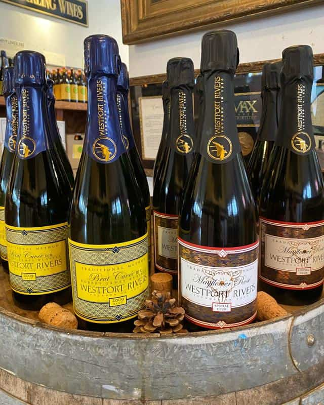 Types Of Wine And Beverages To Find At Westport Rivers 3