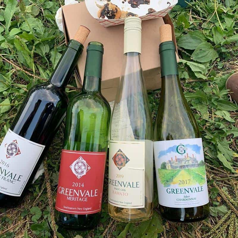 Types Of Wine To Find At Greenvale Vineyards 1