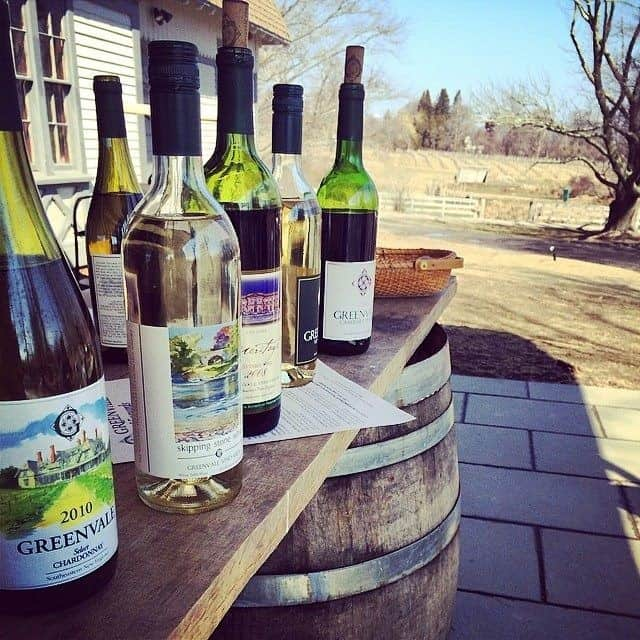 Types Of Wine To Find At Greenvale Vineyards 2