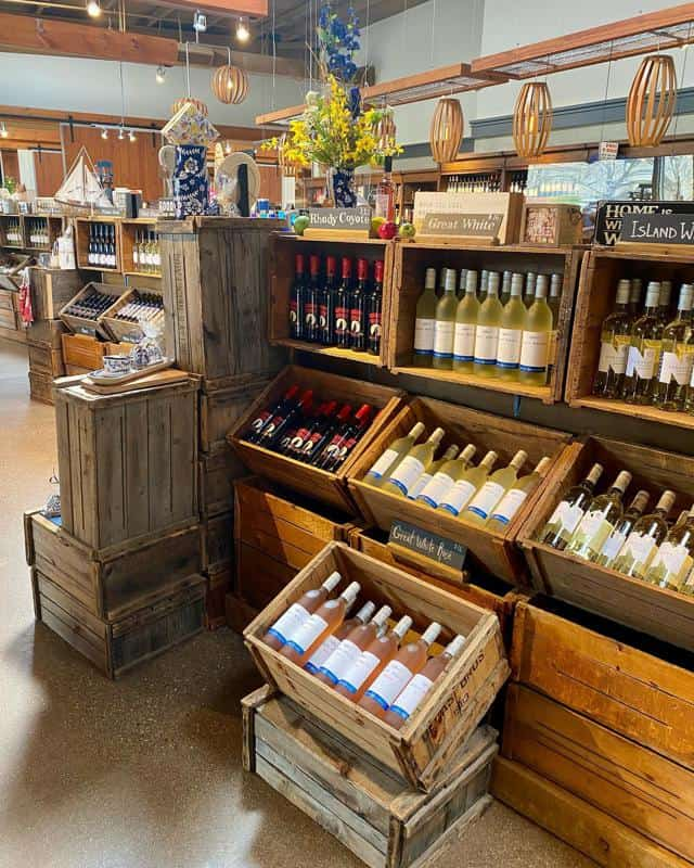 Types Of Wine To Find At Newport Vineyards 1