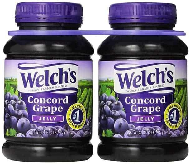 Welch Concord grape juice