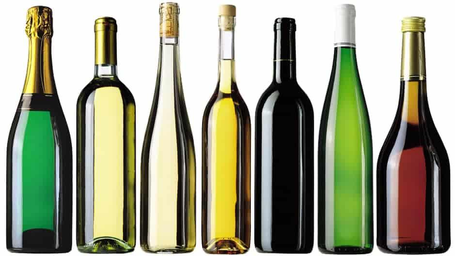 Wine Bottle Shapes 2