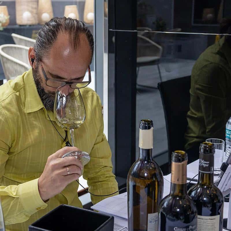 Wine Tasting Technique