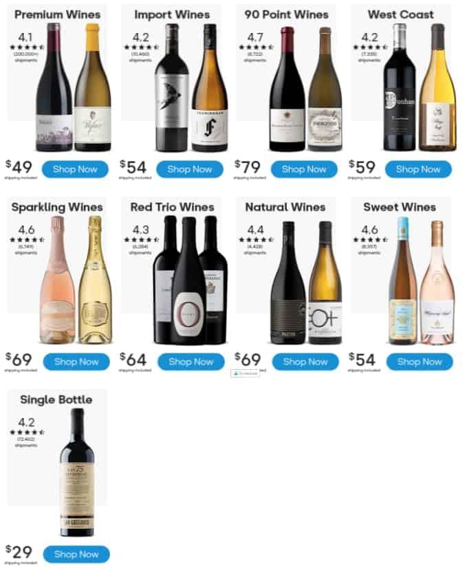 cellars wine club by wine